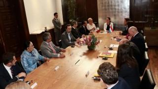 Visita del Primer Ministro de Luxemburgo a la CDMX