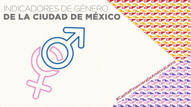 Indicadores de Género de la Ciudad de México